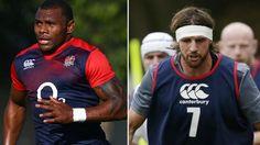 England v Fiji: Semesa Rokoduguni & Alex Goode to start as Tom Wood left out #england #semesa #rokoduguni #goode #start
