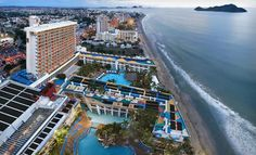 Four- or Seven-Night Elite All-Inclusive Stay at El Cid Castilla Beach in Mazatlán, Mexico - Groupon