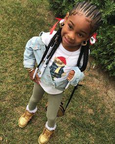 Cute Black Babies, Black Baby Girls, Beautiful Black Babies, Cute Little Baby, Pretty Baby, Cute Baby Girl, Little Girl Swag, Cute Little Girls Outfits, Toddler Girl Outfits