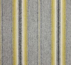 Morlich Wool Fabric A Grey Chartreuse Yellow And Black