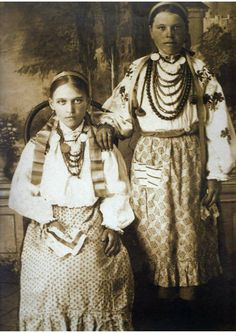 Just beauty: what Ukrainians looked like a 100 years ago (photos) -Euromaidan Press Rare Photos, Old Photos, Vintage Photos, Ukrainian Dress, Ukrainian Art, Old Faces, Vintage Gypsy, My Fair Lady, Just Beauty
