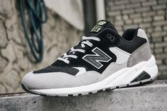 New Balance Celebrates 20 Years of the 580 With New Colorways: Going deep in dark hues. 20 Years, Fall 2016, Hypebeast, Kicks, Pairs, News, Celebrities, Sneakers, Shoes