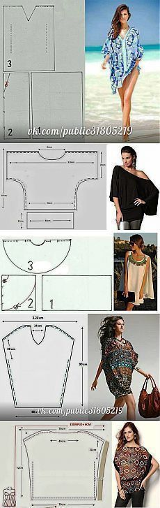 25 Easy Free Sewing Tutorials for Beginners - On the Cutting Floor: Printable pdf sewing patterns and tutorials for women - sewing * - Easy Sewing Sewing Patterns Free, Free Sewing, Clothing Patterns, Sewing Tutorials, Dress Patterns, Sewing Projects, Sewing Tips, Sewing Hacks, Free Pattern