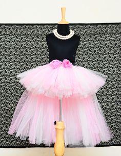 Disney Princess High Low Tutu Skirt. #babygirls #stylemylo #onlineshopping #tutu #kidsfashion #kids #partywear #designearwear