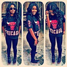 Pretty Girl Swag Aye!