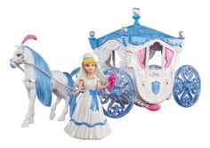 I like the creativity that Cinderella toy horse and carriage provoke. Be it a Disney carriage playset or a castle playset with added characters, fun is guaranteed. Disney Princess Ages, Disney Princess Snow White, Princess Toys, Little Princess, Cinderella Toys, Cinderella Carriage, Cinderella Wedding, Princess Carriage, Wedding Disney