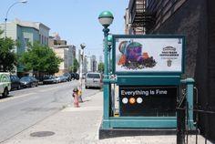 NY Subway - Everything is fine