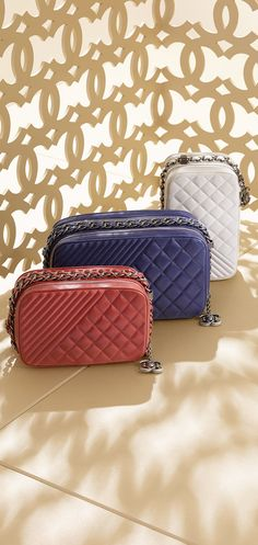 b731646fa9b3 New This Season - Lambskin camera case - CHANEL Coco Chanel Fashion