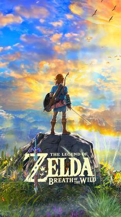 The Legend of Zelda: Breath of the Wild Live Phone Wallpaper #zelda #thelegendofzelda The Legend Of Zelda, Legend Of Zelda Breath, Zelda Breath Of Wild, Breath Of The Wild, Live Wallpapers, Animes Wallpapers, Iphone Wallpaper Zelda, Madara Wallpaper, Zelda Anime