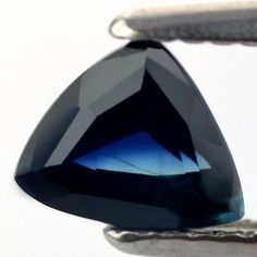 1.10 ct Certified Natural Blue Sapphire