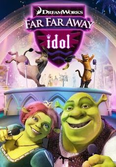 Far Far Away Idol, USA, 2004 #Shrek #movie