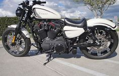 HARLEY DAVIDSON ARLEN NESS  FORTY EIGHT