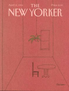 Robert Tallon | The New Yorker Covers