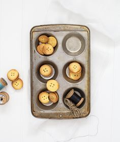 Salted Caramel Buttons