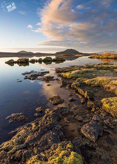 Autumn morning at Þingvellir