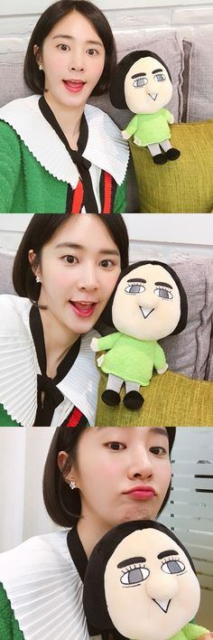 """[Lily's Take] Kwon Yuri's New Look for """"The Sound of Your Heart [Reboot: Fools]"""""""