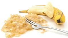 ¡Triture un plátano y añada estos dos ingredientes! ¡Nunca toserá otra vez este invierno!