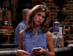 The Rachel hair never gets old
