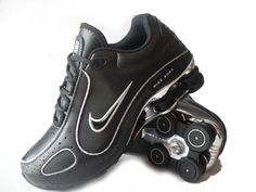 We are quite confident that you will find this style Nike Shox Monster can suit yourself or your friends' need too as they are really win great renown of unusual comfort and excellent shock absorption all over the world. The Nike Shox Monster SI Shoes - Black Silver become hot sale in the world, they are both fashion style and perfect function with breathable leather and mesh, Shox platform for absorbing impact from the heel strik, exceptional cushioning.