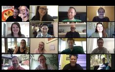 Lots of smiling faces on our company Zoom call! 🧡 While we're all still working remotely, it's so important to stay connected. During the call, we all shared a piece of wisdom from our first jobs. What was your first job, and what did it teach you? Smiling Faces, First Job, Zoom Call, One Job, Still Working, Smile Face, Polaroid Film, Wisdom, Teaching