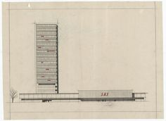 The Complete Artwork of Arne Jacobsen's SAS Royal Hotel in Copenhagen