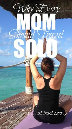 The topic of solo female travel has become a major trend. Just this monthm Pinterest reported that a huge new trend is percolating on the platform that focuses mainly on fantasies of independence and living freely: female solo travel.  If you're new to the idea of solo travel, here are 5 reasons why busy moms should travel solo at least once.