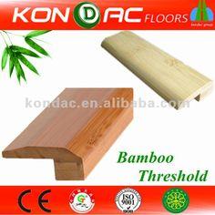 bamboo manufacturer flooring accessories bambu floor transition strips floor thresholds,reducer,skirting board