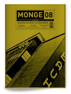 Architecture Magazine / German Edition on Editorial Design Served