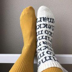 Marimekko, Diy Projects To Try, Socks, Crafty, Knitting, Inspiration, Fashion, Knits, Biblical Inspiration