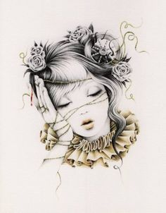 Sleeping Beauty ~ Courtney Brims