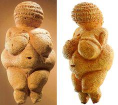 Vênus de Willendorf q