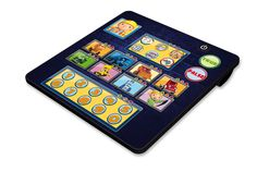 Bob the Builder Tablet.  Age: 2+  Help Bob complete his projects by using this high tech, touch sensitive tablet.