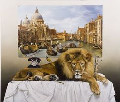 Kate Bergin   The Venetian Room