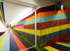 tueymeaw:    (via Art | Markus Linnenbrink | Pattern People | Surface Design Inspiration)