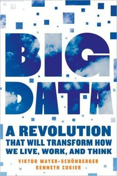 livre sur le big data
