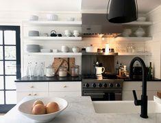 Modern, traditional and a little bit farmhouse kitchen   Diane Karmen