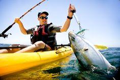 Pesca desde kayak - Hazte un experto pescador del kayakfishing - Todo para la pesca (4)