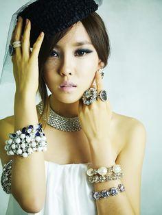 T-ara - HyoMin   #Kdrama #Kpop #Korean Fashion