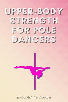 Upper-Body strength for pole dancers | Pole Dancing Tips | Pole Dancing for Beginners | Workout Ideas #PoleDancing #PoleFitness #WorkoutIdeas #FitnessInspiration