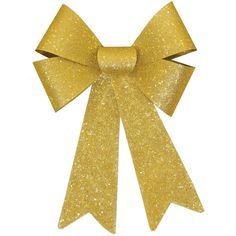 Now you can turn anything into a present when you attach this Gold Glitter Bow. This beautiful bow features a plastic double bow covered in shiny gold glitter. Hang this bow outdoors on a tree, porch Christmas Tree Cutting, Cone Christmas Trees, Wooden Christmas Trees, Christmas Bows, Christmas Images, Christmas Decorations, Glitter Frosting, Glitter Beards, Golden Bow