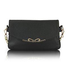 LI&HI Damen fashion vintage elegant Leder Sommer Handy Schulterbeutel Umhängetaschen Abendtaschen Clutch