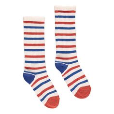 Striped Socks Bobo Choses Baby Children- A large selection of Fashion on Smallable, the Family Concept Store - More than 600 brands.