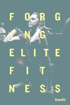 Samantha Briggs is a five-time CrossFit™ Games athlete. In her breakout year in 2010, she finished 19th and every year she's qualified for the Games since, she's been in the top five. In 2013, she won and earned the title Fittest on Earth™. Get this commemorative Forging Elite Fitness™ poster featuring Briggs, perfect for decorating your CrossFit™ affiliate or garage gym.