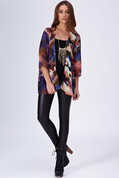 £7! Printed Kimono