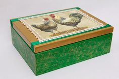 MAMTWORY: Herbaciarka prosto z kurnika