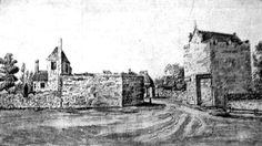 Broadgate, 1784, lincoln, england, uk