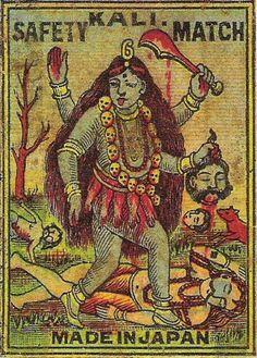 Kali safety matches