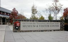 Gettysburg Pennsylvania Gettysburg Visitor Center - HIGHLY reccommend! The Cyclorama is Amazing!!