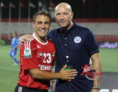 Fabio Cannavaro & Zenga Al Ahli Club