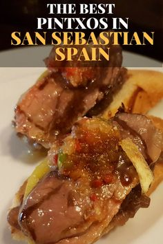 Where to find the best pintxos in San Sebastian, and how to have a successful pintxos crawl